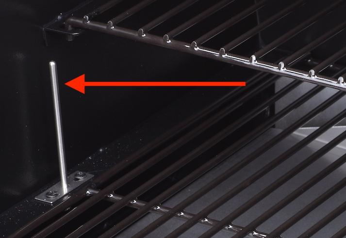 Z Grills temperature sensor