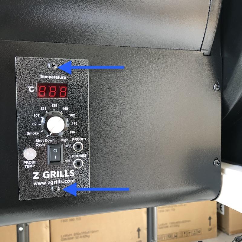 450A-Remove-Controller-Screws
