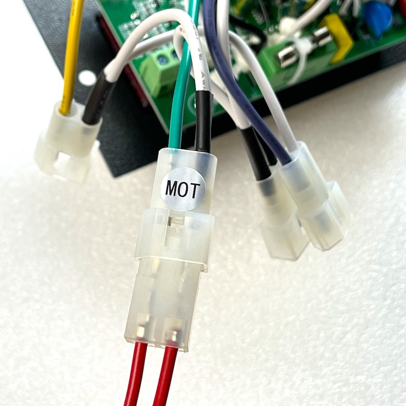 Auger Motor Plug